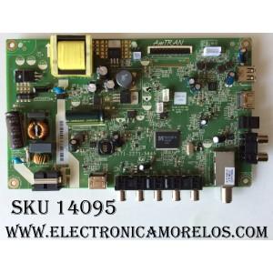 MAIN / FUENTE (COMBO) / VIZIO 3639-0192-0150 / 0171-2272-5645 / 3639-0192-0395 / MODELOS D39H-C0 LAQATCAQ / D39H-C0 LAQATCAR / D39H-C0 LATATCAR / D39HN-C0 LATATCAQ