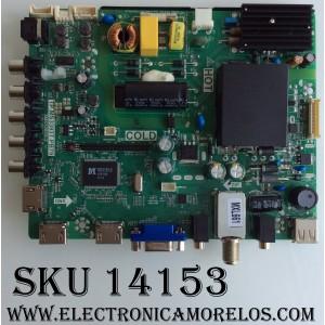 MAIN / FUENTE / (COMBO) B15051823 / 02-SHS39A-C002008 / TP.MS3393T.PB79 / 3MS3393X-2 / MODELO FW32D25T