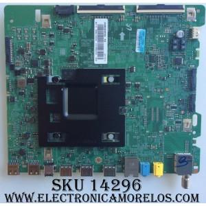 MAIN / SAMSUNG BN94-12034A / BN97-12958A / BN41-02568A / PARTE SUSTITUTA BN94-12430A / PANEL CY-GK040HGLV3H / MODELOS UN40MU6300FXZC / UN40MU6300FXZA FA01