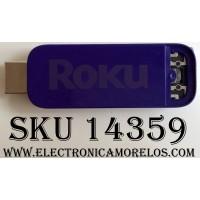 MODULO ROKU PARA TV / 1EM592006 / D0:4D:2C:FE:67:87