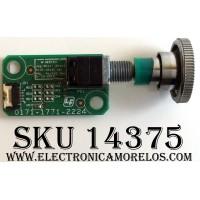 MODULO DE ENCENDIDO PARA TV / VIZIO 3642-0122-0156 / 0171-1771-2224 / MODELOS M320NV / M420NV LAQKGUAL / M421NV LAQAGUGM