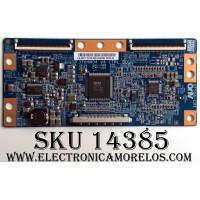 T-CON / PHILIPS 55.31T12.C08 / T315HW05 V4 / 37T06-C01 / MODELO 32PFL4505D/F7 / PANEL T315HW05 V.4