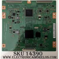 T-CON / SAMSUNG 35-D078818 / V546HK3-CPS1 / BN96-21637A / MODELO UN55EH6000FXZA / UN55EH6001FXZA CH02 / UN55EH6050FXZA / UN55F6300AFXZA TH01