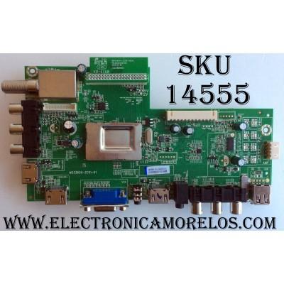 MAIN  / HAIER 1010035115 / MS33930-ZC01-01 / MODELO 40E3500