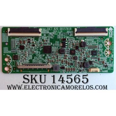 T-CON  / 999H6Q / JUC7.820.00157618 / KB-6160 / M2608