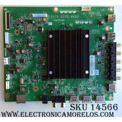 MAIN / VIZIO 3665-0412-0150 / 0171-2272-6603 / MODELO E65-E0 LAUSVKBT