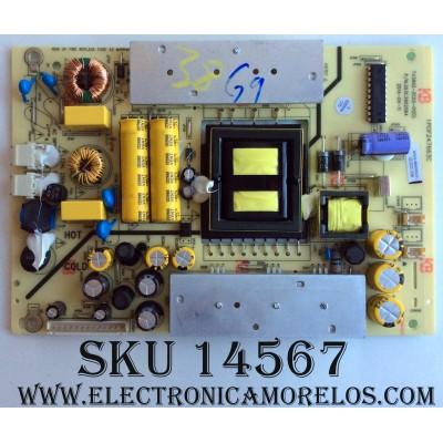 FUENTE DE PODER   / 1070000499 / 1P0F247663C / 303C3902064 /   TV3902-ZC02-01(D)