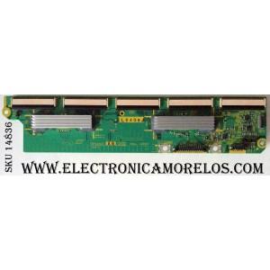 BUFFER / VIZIO TNPA4407AB / EL8408J / PANEL MC127F19F11 / MODELO VP504FHDTV10A