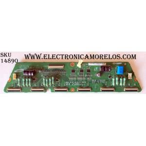 F-BUFFER / SAMSUNG LJ92-01104A / LJ41-02447A / 104A A1 / BN96-02029A / 996500030026 / PANEL S50HW-XB03 / MODELOS HPR5012X/XAA / HPR5052X/XAA / HPR5072AX/XAA 0001 / HPR5072BX/XAA 0001 / 50PF7220A/37 / 50PF9630A/37 / 50PF7320A/37