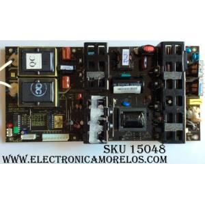 FUENTE / BALASTRA / POLAROID 899-AZ0-IPOS150H / 200-P00-HIVI150H / SUSTITUTAS 860-AZ0-IPOS150H / 860-AZ0-IPOS150-PH / 860-AB0-IPOS150H / 899-AB0-IPOS150H / PANEL PV320TVM A03H / T315XW01 VG
