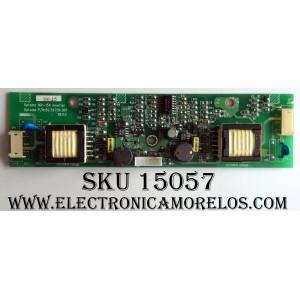 BACKLIGHT INVERTER / ELO 00.56704.001 / INV-154 / REV:C / MODELO ET1225L-75WC-1