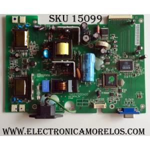 FUENTE DE PODER BACKLIGHT INVERTER  / DELL 790271200A00 / QLIF-019 / 490271200100 /E73ALE451F8K / MODELO  E173FPF