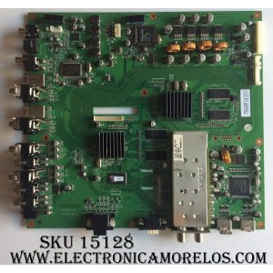 MAIN / VIEWSONIC 736TA3742F112 / TA3742AW / TA3742AW REV:D / TA3242AW / 7TA3242AF110 / MODELO N3260W / PANEL T315XW02 V.1