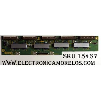 BUFFER / PANASONIC TXNSU1RETU / TNPA4612 / PANEL MC147F22F11 / MODELOS TH-58PZ800B / TH-58PZ800U / TH-58PZ850U