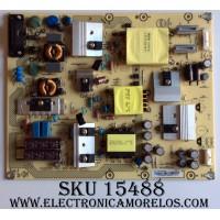 FUENTE DE PODER / SHARP PLTVEY701XAL4 / 715G6335-P02-003-003M / MODELOS LC-50LB371U / LC-50LB371C / LC-50LB37IU