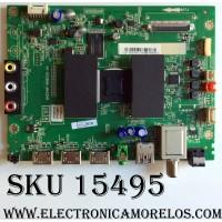 MAIN / TCL V8-UX38001-LF1V025(C3) / GTC000195A / 40-UX38NA-MAG2HG