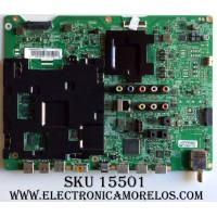 MAIN / SAMSUNG BN94-08075A / BN97-09081A / PANEL CY-GH055HGEV4H / MODELO UN55MU6300FXZA FA01