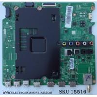 MAIN / SAMSUNG BN94-10823B / BN97-10836A / BN41-02344D / MODELO UN40JU6500BXZA