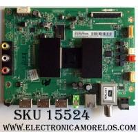 MAIN / TCL 08-CS32TML-LC267AA / 08-UX38002-MA200AA /08-UX38002-MA300AA / V8-UX38001-LF1V016 / 40-UX38NA-MAF2HG / GTA1400165 / MODELO 32S4610R