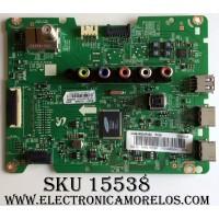 MAIN / SAMSUNG BN94-11015A / BN41-02415A / BN97-10768A / PANEL CY-JJ048BGLV1H HW48 / MODELO UN48J5000AFXZC