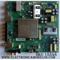 MAIN / VIZIO XFCB02K034 / 756TXFCB02K0340 / 715G7126-M01-001-004T / (X) XFCB02K034010X / MODELOS E50-C1 LTM6SKAR / E50-C1 LTCWSKER / E50-C1 LTMWSKER