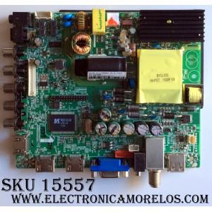 MAIN / FUENTE / (COMBO) / JVC 57H1539 / 10000498 / CV3393BH-J32 / CV3393BH_J32_10_140424 / 890.JRS-3393BHD32-7H / PANEL V400HJ6-PE1 / MODELO LT-40EM75 / LT-40EM75 AAR