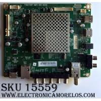 MAIN / VIZIO XFCB02K058 / 715G7487-M01-001-004K / (Q) XFCB02K058020Q / SUSTITUTA 756TXFCB02K0190 / PANEL TPT315B5-WHBN0.K S5941C /  MODELOS  E32H-C1 LTTUSJDS / D32H-D1 LTTUUKBS / D32H-D1 LTTUUKGS