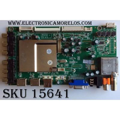 MAIN / 510-121119165 / RM-01 94V-0 / M27/G34122/5/6