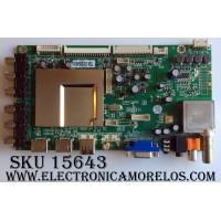 MAIN / WESTINGHOUSE  TSX:G31385/M20 / 2C.3M001.Q39 / 2C3M001Q39 /  MODELO EW39T5KW  TW-67801-A039A