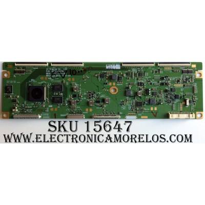 T-CON / LG 6871L-4007L  / 4007L / 6870C-0477H / MODELO 55EG9100-UB / PANEL LC550LUD(LG)(PD)  /  LC550LUD-LGPC /  6870C-0477H / LG 55EG910V