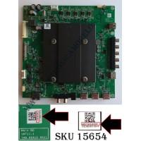 MAIN VIZIO 75502401000 / 748.02412.0011 / ARS734024020001 / LAKERS Y17 D43-E2 2 EN 1 MB / MODELO D43-E2 LWZJVNBT