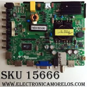 MAIN / FUENTE / (COMBO) / B14041786 / T.MS3393.PB851 / T.MS3393.PB851-65W02 / SM395CK601 D0310 / CKJH140531 CKD / VLEDTV3914