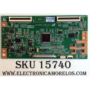 T-CON SAMSUNG / LJ94-26538A / GA_60Hz_FHD_V0.3 / MODELOS LC-32GL12P / SC324FB / SE322FS / PANEL BLLSC320HN02