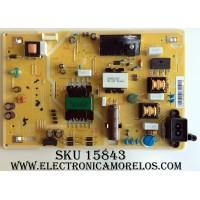 FUENTE DE PODER / SAMSUNG BN44-00852D / BN4400852D / L48MSFL_FDY / MODELO UN48J5000AFXZC