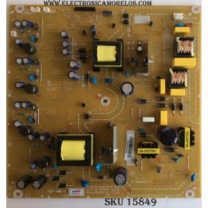 FUENTE DE PODER PHILIPS / A4DRMMPW / BA4GR0F01 023 / LC12-55W-USA / MODELO 55PFL4909/F7