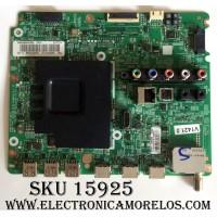 MAIN / SAMSUNG BN94-09063D / BN97-10058M / BN41-02353B / SUSTITUTAS BN94-08322N / BN94-10386H / BN94-08977Q / PANEL GH050CSA-B5 / MODELO UN50J6300AFXZA DH02