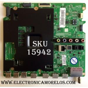 MAIN / SAMSUNG BN94-09454A / BN41-02344B / BN97-09272B / MODELO UN60JU6500FXZC