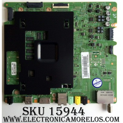 MAIN / SAMSUNG BN94-08891A / BN41-02356A / BN97-09361A / SUSTITUTA BN94-10059T / PANEL CY-QJ065FLLV2H / MODELO UN65JS850DFXZA TH01