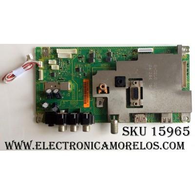 MAIN / SANSUI CAB3I1Z191 / CAB3I1Z191 V.1 / CML231A / A K08-463A / PANEL M185BGE-P02 / MODELO SLED1953W