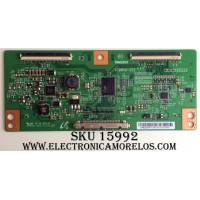 T-CON / HISENSE 4A6Z53MTT / 4A6Z53MTT3412F1VH07400 / V390HJ1-CE3 / E88441 / PANEL HD500DF-B01\S1 / MODELO 50K20D