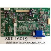 MAIN / VIEWSONIC OSP-XLM191A040004 / MB-R2523B-DLA1 / BLM19VAM10116 / MY65110671 / MODELO VA703B VS11366