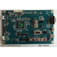 MAIN / SHARP 9JY0140CTJ05100 / 1P-0132C00-2010 / ISM40-2-D6M-A-1-0183 / FTIF-020 / PANEL S400DH3-1 / MODELO LC-40LE550U