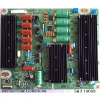 X-SUS / SAMSUNG BN96-16528A / LJ41-09426A / LJ92-01765A / 765A / MODELO PN51D6500DFXZA / PN51D6900DFXZA / PN51D7000FFXZA / PN51D8000FFXZA N101 / PN51D8000FFXZA N202 / PANEL