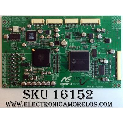 MAIN DIGITAL / JVC QAL0754-001 / M975D4 / PANEL LTA260W2-L07 / PANEL LTA260W2-L07 / MODELOS LT-26X466 / LT-26X506