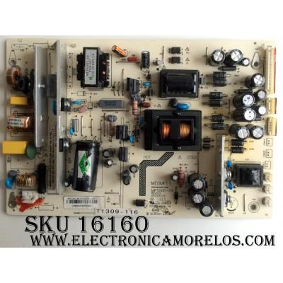 FUENTE DE PODER / PIXEL MIP550D-CX / MIP550D-CX REV:1.0 / E214852 / MODELO LE-50D1