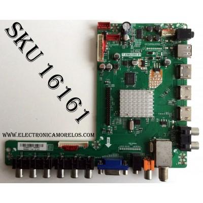 MAIN / PIXEL A13093117 / T.EMU380.81 / MODELO LE-50D1 / PANEL T500HVN04.1