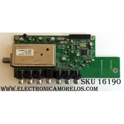 MAIN / VIEWSONIC 715V1266-1 / 3139 147 18351 / FQ1236/F / MODELO N2050W