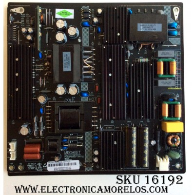 FUENTE DE PODER / ELEMENT MP5055-79V720 / 890-P06-5055 / MP5055 REV:1.0 / 5055L030060171502257 / PANEL T430QVN02.1 / MODELO EL4KAMZ4317