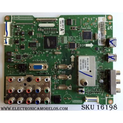 MAIN / SAMSUNG BN96-12139A / BN41-01154A / BN97-03775A / PARTE SUSTITUTA BN94-02849A / PANEL S50FH-YB03 / MODELO PN50B550T2FXZA
