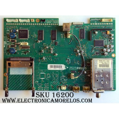 MAIN / PHILIPS 310432841134 / 310433700421 / 310431360376 / PANEL S50HW-XB03 (S50HW-XD04) / MODELO 50PF9630A/37